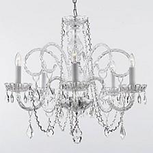 Empress Crystal 5-Light Chandelier