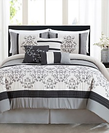 Corrine 7-Pc. Comforter Sets