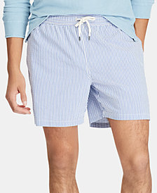 "Polo Ralph Lauren Men's 5.5"" Traveler Swim Trunks"
