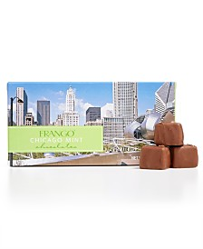 Frango Chocolates Chicago Collection  15-Pc. Mint Milk Chocolates, Created for Macy's