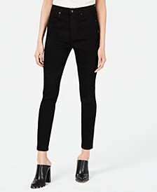 The Push-Up High-Rise Skinny Jeans