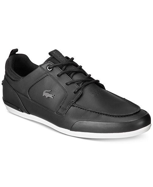 Lacoste Men's Marina 119 1 Boat Shoes