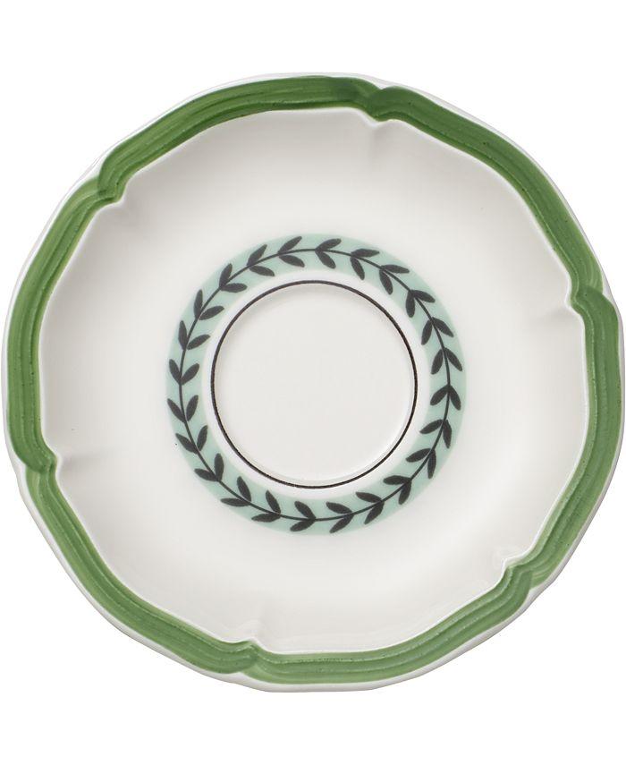 Villeroy & Boch - French Garden Green Lines Tea Cup Saucer