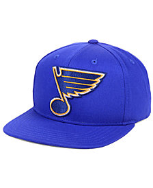 Outerstuff Boys' St. Louis Blues Constant Snapback Cap