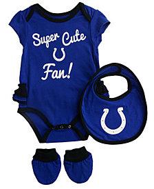 Outerstuff Indianapolis Colts Trifecta Set, Infants (0-9 Months)
