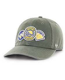 '47 Brand Golden State Warriors Diamond Patch CLEAN UP MF Cap