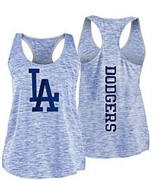 '47 Brand Women's Los Angeles Dodgers Space Dye Tank