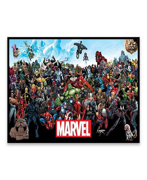 Artissimo Designs Marvel Lineup