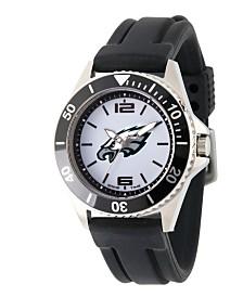 Gametime NFL Philadelphia Eagles Men's Stainless Steel Honor Watch