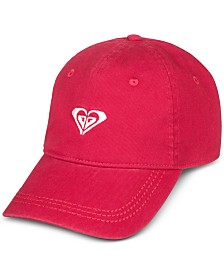 Roxy Juniors' Dear Believer Baseball Cap