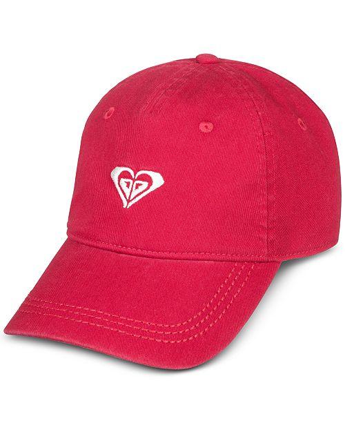 401fa0b52e7 Roxy Juniors  Dear Believer Baseball Cap  Roxy Juniors  Dear Believer  Baseball ...
