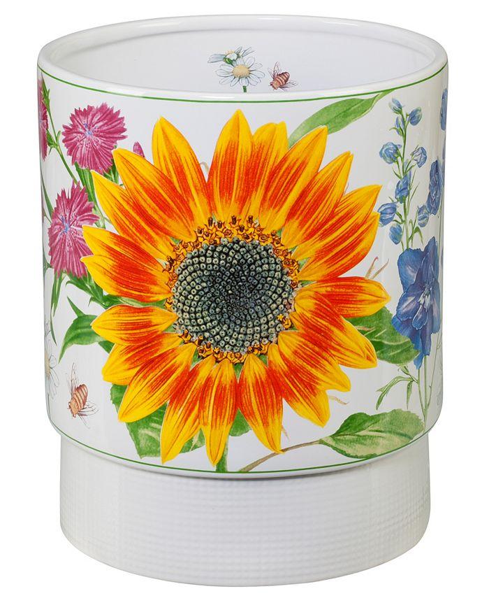 Creative Bath - Perennial Wastebasket