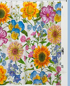 Creative Bath Perennial Shower Curtain