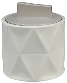 Triangles Bath Jar