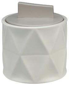 Creative Bath Triangles Bath Jar