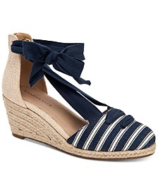 Charter Club Maritzaa Wedge Sandals, Created for Macy's