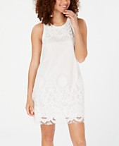1189026ca38 Speechless Juniors  Lace Shift Dress