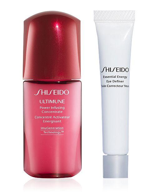 ... Shiseido Choose your free 2pc skincare gift with $65 Shiseido purchase ...