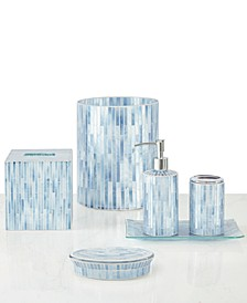 Atlantic Mosaic Bath Accessories Collection, Created for Macy's