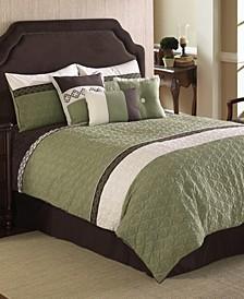 Fairmont 7 Pc Qn Comforter Set