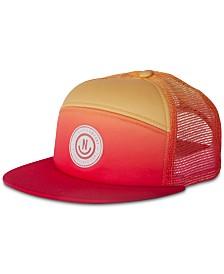 Neff Men's Logo Graphic Trucker Hat