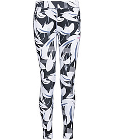 Puma Big Girls Printed Leggings