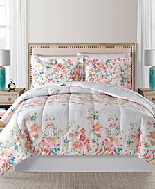 CLOSEOUT! Chelsea Reversible 8-Pc. Comforter Sets