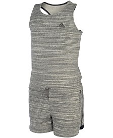 adidas Big Girls Transition Romper