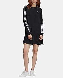 adidas Originals Flounce T-Shirt Dress