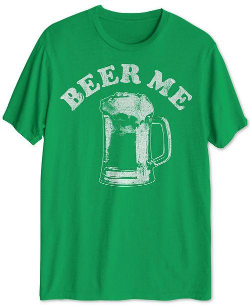 Jem Beer Me Men's Graphic T-Shirt