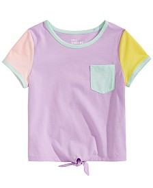 Epic Threads Toddler Girls Colorblocked T-Shirt