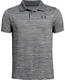 Under Armour Boy's Performance Polo 2