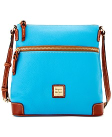 Dooney & Bourke Pebble Leather Crossbody