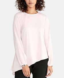 RACHEL Rachel Roy Susana Asymmetrical Top, Created for Macy's