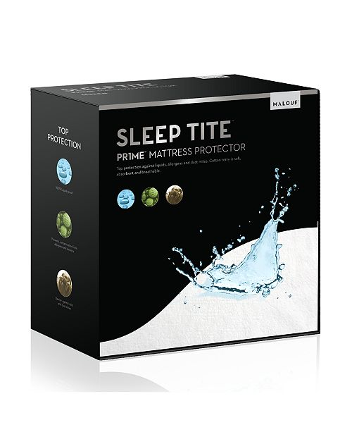 Malouf Sleep Tite Mattress Protector - Short Queen