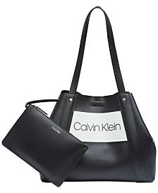 Calvin Klein Coleen Tote