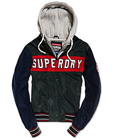 Superdry Men's Upstate Bomber Jacket