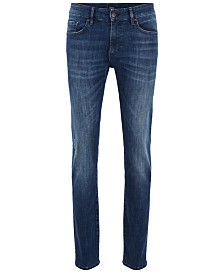 BOSS Men's Extra-Slim Fit Jeans