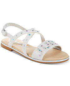 Juicy Couture Little & Big Girls Embellished Sandals
