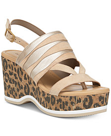 Donald J Pliner Valri Wedge Sandals