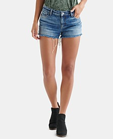 The Cutoff Denim Shorts