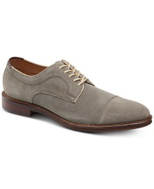 Johnston & Murphy Men's Warner Perfed Oxfords