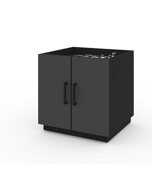 Bestar Lincoln Stackable Cabinet with 2 Drawers