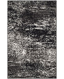 Safavieh Adirondack Silver and Black 3' x 5' Area Rug