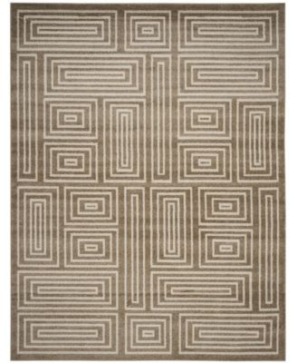 Amherst Wheat and Beige 9' x 12' Area Rug