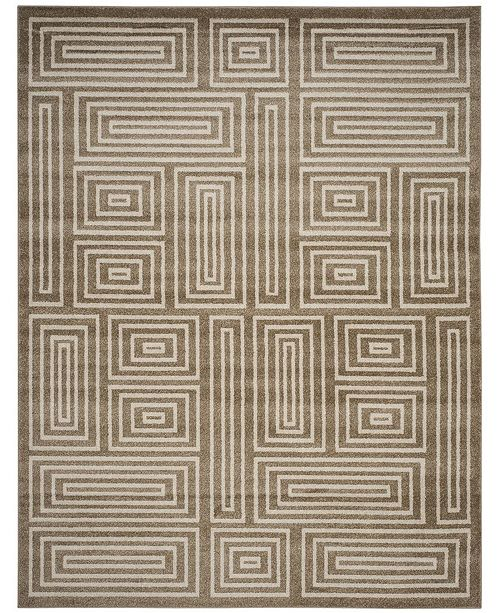 Safavieh Amherst Wheat and Beige 9' x 12' Area Rug