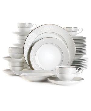 Mikasa Dinnerware, Parchment 40 Piece Set