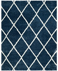 Safavieh Montreal Blue and Ivory 8' x 10' Area Rug