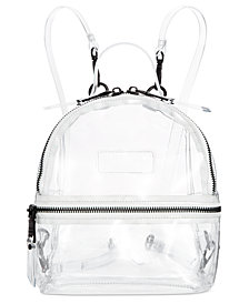 Steve Madden Benny Clear Backpack