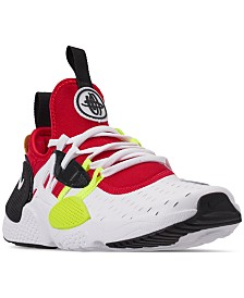 Nike Boys' Huarache E.D.G.E Casual Sneakers from Finish Line